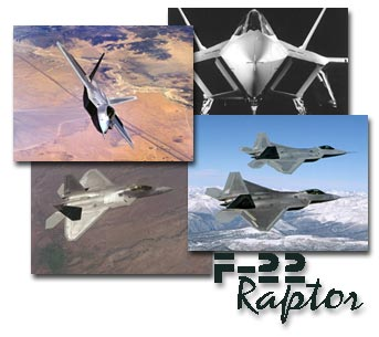 F-22 Raptor Screen Saver screenshot
