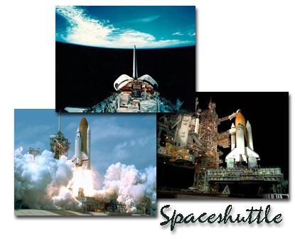 Space Shuttle Screen Saver screenshot