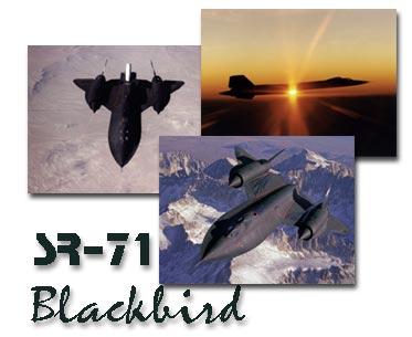 Screenshot of SR-71 Blackbird